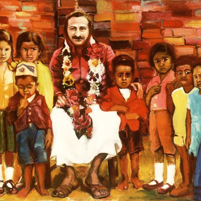 I and My Father Are One / Spectrum of Sound - Meher Baba and the Children