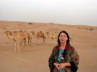Dubai desert March 2008