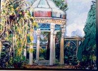 my tribute to Hafez Shrine